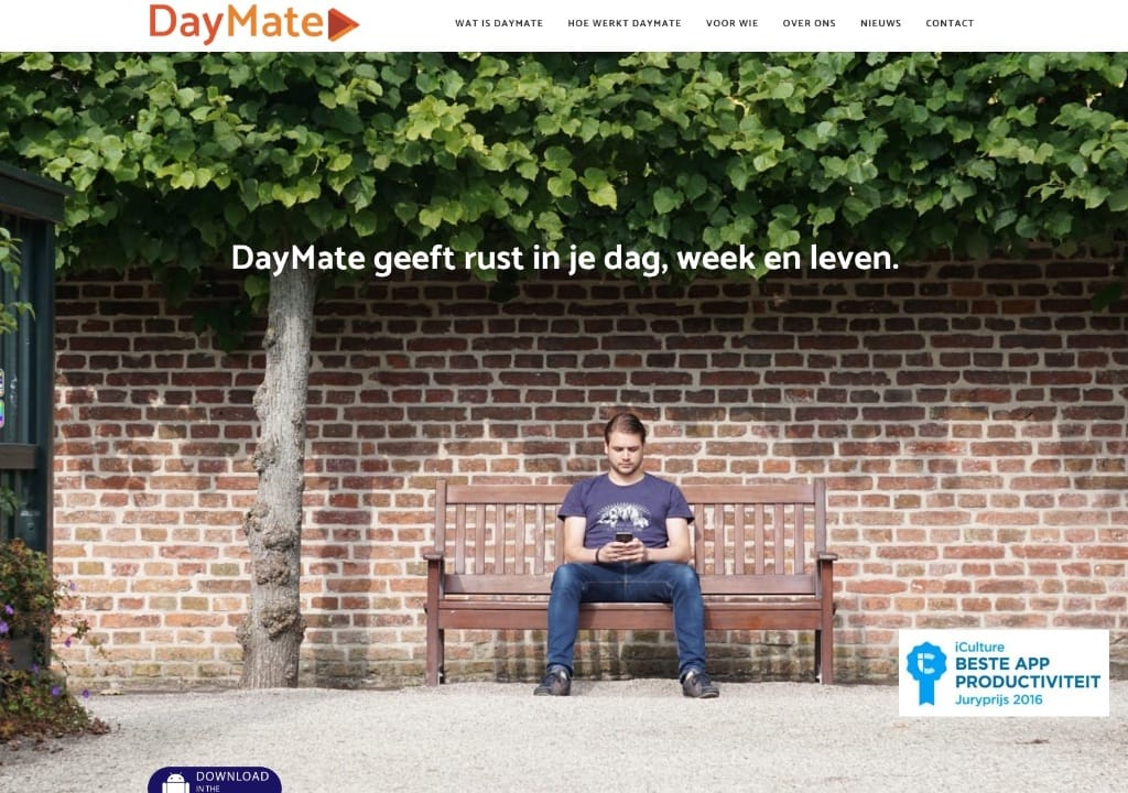 Website DayMate
