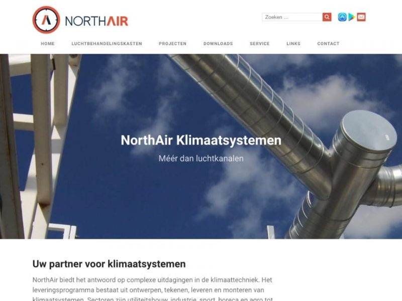Website NorthAir