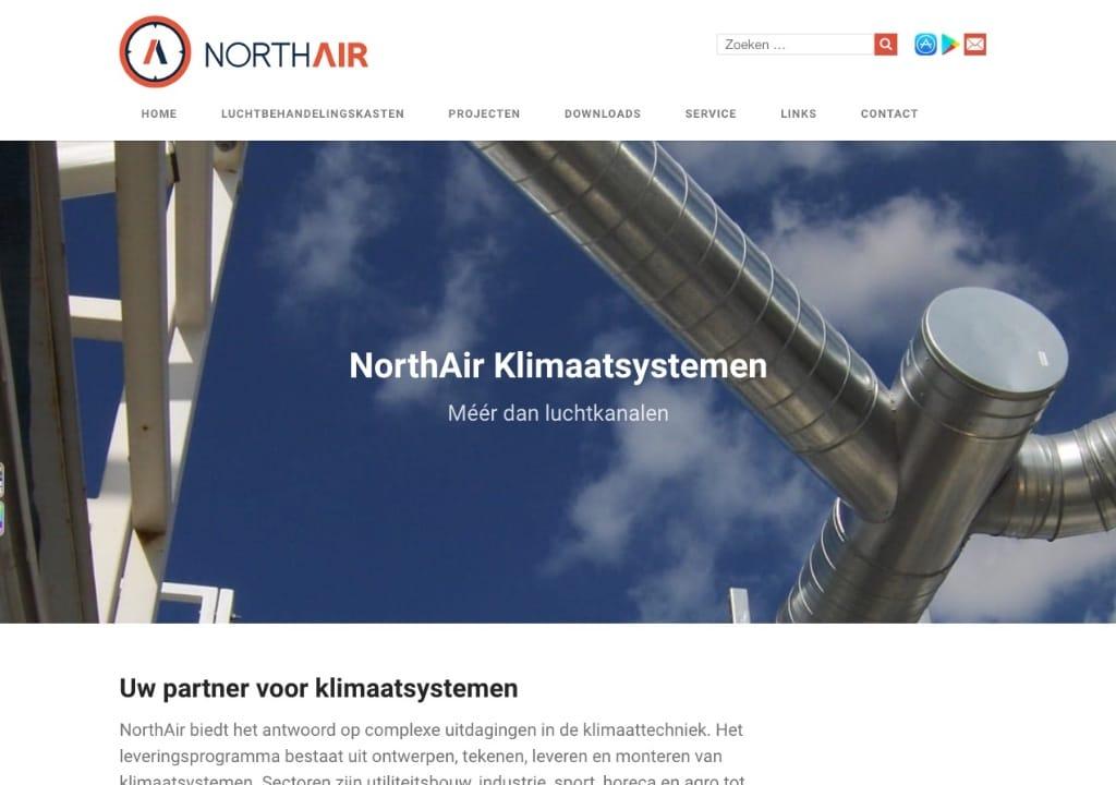 Website NorthAir