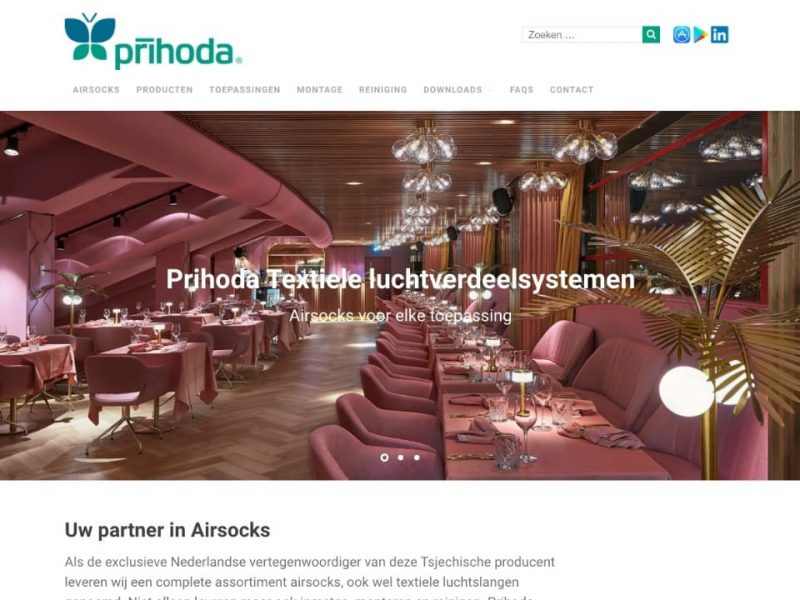 Website Prihoda