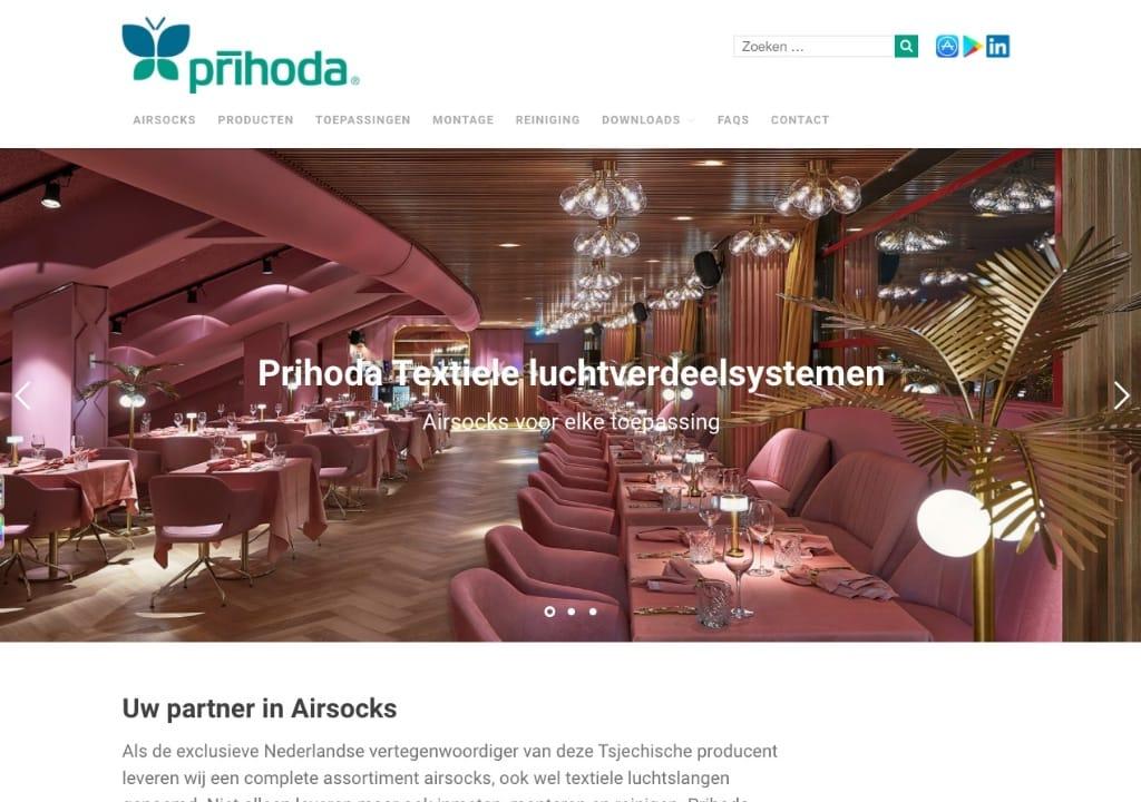 Website Prihoda